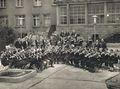 18. Oktober 1962 Hinter dem Haus der Jugend, 1. offizielles Orchesterfoto