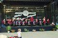 15. Juli 2006, 45. Bestehen, auf dem Schulhof des Käthe Kollwitz Gymansiums